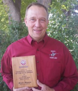 Manti High boys soccer coach Gerald Wayman said receiving the 2016 State Coach of the Year award came as a surprise. He found the award in his mailbox two weeks ago.