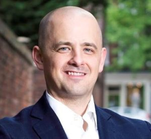 Evan McMullin, presidential hopeful