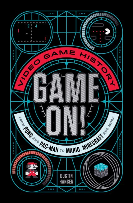 "Ephraim author Dustin Hansen just released a book on video game history titled ""Game On!: Video Game History from Pong and Pac Man to Minecraft, and more"" based on expertise he gained from spending more than two decades working in the video game industry."