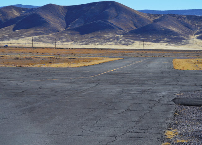 The shared Salina-Gunnison Airport is slated to receive repairs to its runway with the help of a grant from the Utah Department of Transportation.