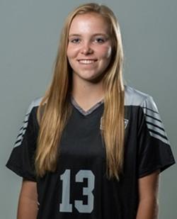 Hannah Johnson - Goalkeeper of the year
