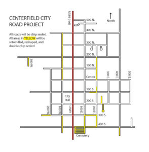 With help from $1.31 million in funding from the Utah Community Impact Board (CIB), Centerfield city is planning a major overhaul of city streets.