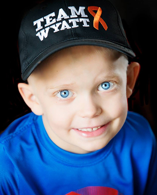 Team Wyatt' run to raise funds for boy with leukemia | The
